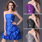 Homecoming Sexy Prom Gown Party Wedding Evening Bridesmaid Cocktail Formal Dress
