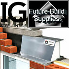 IG Steel Cavity Lintel 100mm L6/100 Extreme Load Heavy Duty 90mm to 105mm