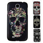 For Samsung Galaxy S4 Unique Skull Snap On Dust Proof Hard Protector Case Cover