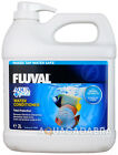 FLUVAL AQUA PLUS WATER CONDITIONER NEW FISH TANK TAP SAFE FRESHWATER NUTRAFIN