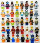 10 NEW LEGO MINIFIG PEOPLE LOT minifigure city town set random mystery selecton