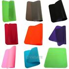 8 Colors Non-slip Silica Gel Comfort Mice Pad Mat Mouse Pad For Optical Mouse PC