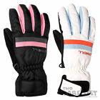O'Neill DOWNHILL Womens Ski Snow Gloves - Two Bare Feet Clearance Sale