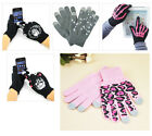 Capacitive Touch Screen Gloves Hand Warmer Smartphone iPhone4S iPad2 Sumsung
