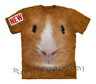 Adult GUINEA PIG FACE Orange Brown The Mountain T Shirt All Sizes 10-3444