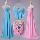 Sequins Party Evening Formal Bridesmaid Dress Prom Gown Dress Long Maxi Dresses