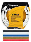 Jagwire Racer Extra Long Road Brake & Gear Cable Kit All Colours