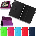 For Acer Iconia A1-810 7.9-inch Tablet Folio PU Leather Stand Case Slim Cover