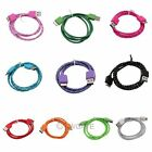 NEW LONG 1M STRONG BRAIDED SYNC DATA CABLE USB CHARGER FOR SAMSUNG GALAXY NOTE 3