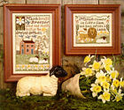 Prairie Schooler Counted Cross Stitch Charts Choose #14-#167