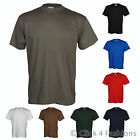 Mens Plain Tee Shirt Short Sleeve T Shirts Comfort Relaxed Casual Fit New