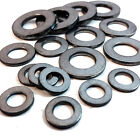 M3 M4 M5 M6 M8 M10 & M12 SELF COLOUR WASHERS DIN 125A TO FIT OUR BOLTS & SCREWS