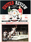MANCHESTER UNITED HOME PROGRAMMES 1990-91