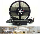 1M - 10M COOL WHITE 12V 3528 LED STRIP LIGHT TAPE 60 LEDS HOME KITCHEN LIGHTING