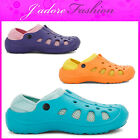 NEW LADIES DEFONSECA SLIP ON  CASUAL  RUBBER  BEACH SHOES CLOGS SIZES UK  2-7