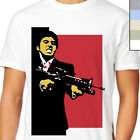 SCARFACE T-SHIRT. Cult Al Pacino Movie Tony Montana, Retro Vintage Pop Art Style