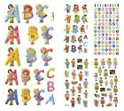 SOFTY STICKER CREApop Hobbyfun 3D Aufkleber Scrapbooking Kindermotive SCHULE