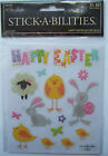 ~~Your Choice~~ Stick-A-Bilities EASTER Stickers; Eggs,  Bunny,  Chick,  Egg Hunt