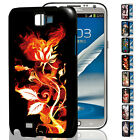 FREE SHIP Dynamic 3D Sexy Lady Skull Case Cover For Samsung Galaxy Note II N7100