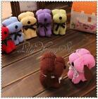 Buy 2 Get 1 Free Dog Cake Shape Towel Cotton Washcloth Wedding Gifts Present NEW
