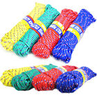 Heavy Duty Braided Rope Waterproof Floating Flexible Polypropylene Fibres 30M