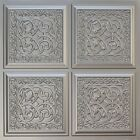 Decorative 24x24 Tin-Like Ceiling Tile #231