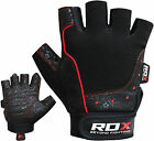 RDX Ladies Gel Gloves Fitness Gym Wear Weight Lifting Workout Training Cycling D