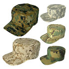 Desert Forest Camo Camouflage Military Army Hunting Fishing Hat Baseball Cap