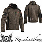 HALVARSSONS WOOLLY BROWN WINDPROOF WATER RESISTANT CASUAL MOTORCYCLE / SKI WEAR