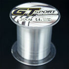 TOP!Super strong GT 300m Mono clear nylon fishing line 2LB-25LB