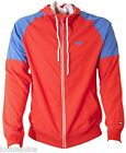 Mens Asics Windstopper Running Jacket Coat Hooded Red  R.R.P £79.99