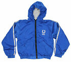 NFL Football Youth Indianapolis Colts Reversible Jacket, Blue and Gray