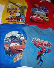 DELTA Boys 2T Shirt Blue Short Sleeve Cars Top NWT