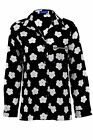 Women's Floral Print Long Sleeve Party Casual Collared Ladies Top Blouse Shirt