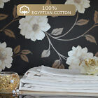 100% Pure Egyptian Cotton 3 Piece Complete Hotel Set With a Luxury Finsh *SALE*