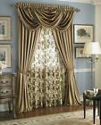 Hyatt Window Curtains & Valances Window Treatments - Assorted Colors & Styles