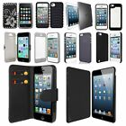 Black Mobile Phone Case Cover For Various iPhone / iPad / iPod Models