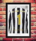 BOBBY ROBSON NEWCASTLE UNITED SIGNED AUTOGRAPH PRINT SHIRT JERSEY PHOTO POSTER