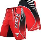 RDX Shorts UFC MMA Grappling Short Kick Boxing Mens Muay Thai Pants Gym Wear GBW