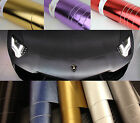 Chrome Brushed VINYL WRAP SHEET 0.1m(3.9in) to 0.9m(35.4in) x 1.52m(59.8in)