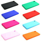 New Rubber Soft Silicone Gel Skin Case Cover For Sony Xperia Z1 / L39H