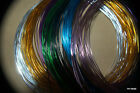 NEW!!! Aluminium Soft Crafting Wire 1.0mm Dia. Asstd. Colours x 10 metres (a4)
