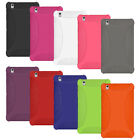 Amzer Silicone Skin Jelly Soft Case Cover Samsung GALAXY TabPro Tab PRO 8.4 T320