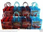 Disney Cars Party Favor Bags Goodie Loot Tote Candy Treats Gift - New McQueen