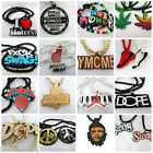 25+ DESIGNS URBAN ACRYLIC WOOD ROSARY BEADED HIPHOP GANGSTER FASHION NECKLACE UK on eBay