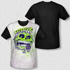 New Madballs Grime Time Vintage Toy Logo All Over Front Sublimation T-shirt Top