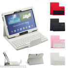 SUPERNIGHT Bluetooth Keyboard Case for Samsung Galaxy Note10.1 2014 Edition P600