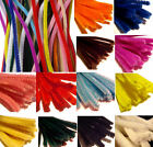 50 x CRAFT PIPE CLEANERS CHENILLE STEMS STICKS 30CM IN LENGTH 13 COLOUR CHOICES