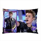 One and Only Justin Bieber Collectible Photos Pillow Case