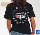 67 68 69 70 71 72 73 78 79 80 81 89 92 93 01 02 CAMARO SINCE 1967 MEN'S T-SHIRT